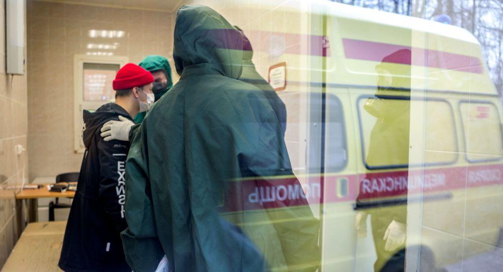 ثبت ۳ مورد جدید ابتلا به کرونا ویروس در روسیه