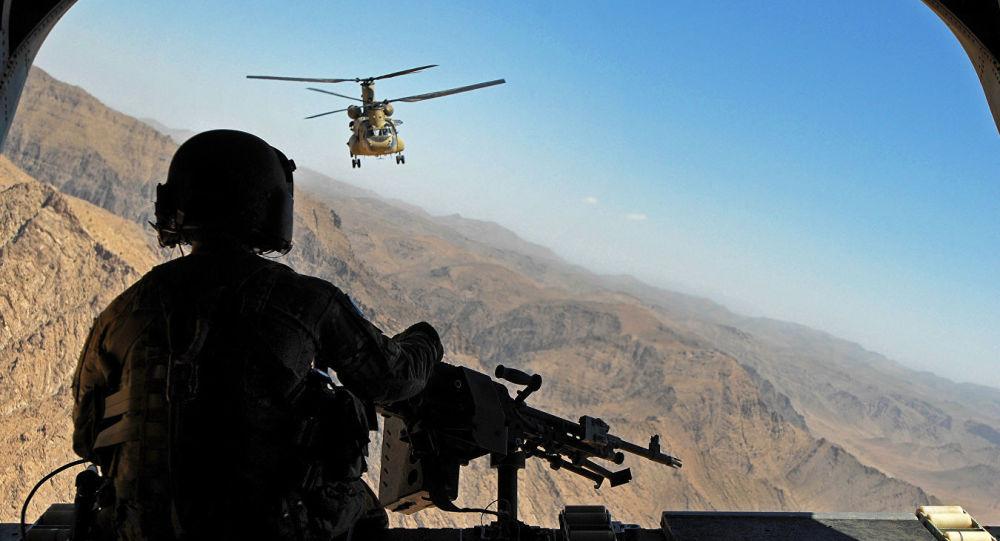 امریکا در حال بررسی حمله هوایی به کابل در صورت بهخطر افتادن پایتخت به دست طالبان