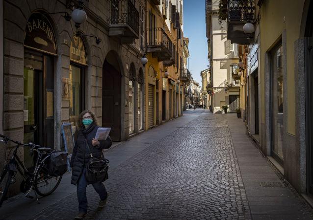 کروناویروس در ایتالیا باردیگر رکورد زد