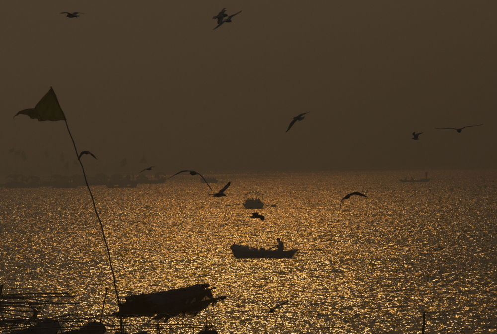 دریا گنگ