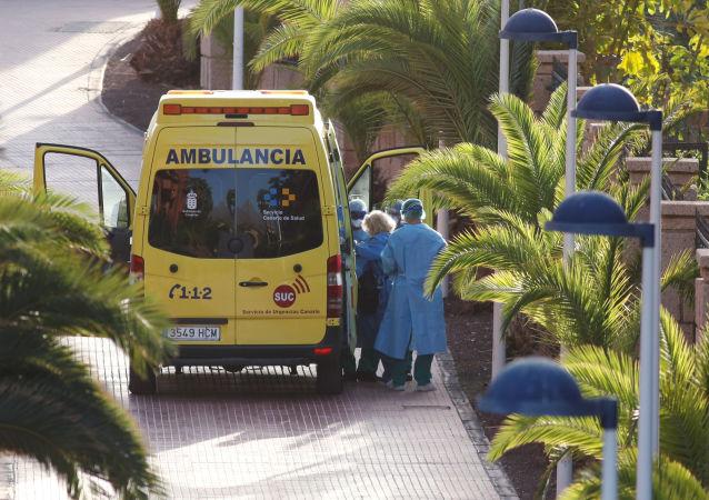 شیوع کرونا در اسپانیا؛ طی 24 ساعت گذشته بیش از 2500 نفر مبتلا شدهاند
