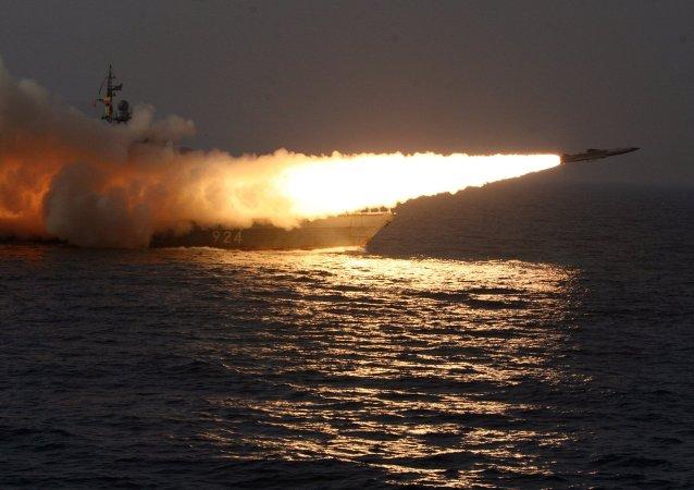 آزمایش یک راکت فوق فراصوت توسط امریکا