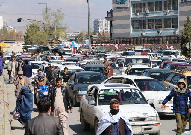 انفحار ماین مقناطیسی در منطقه پنجشیروات حوزه یازدهم امنیتی کابل