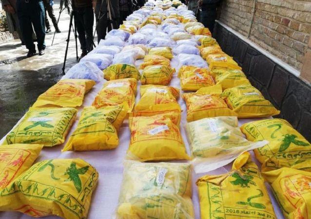 افغانستان به زودی در تولید غیرقانونی مواد مخدر مت آمفتامین پیشرو خواهد شد