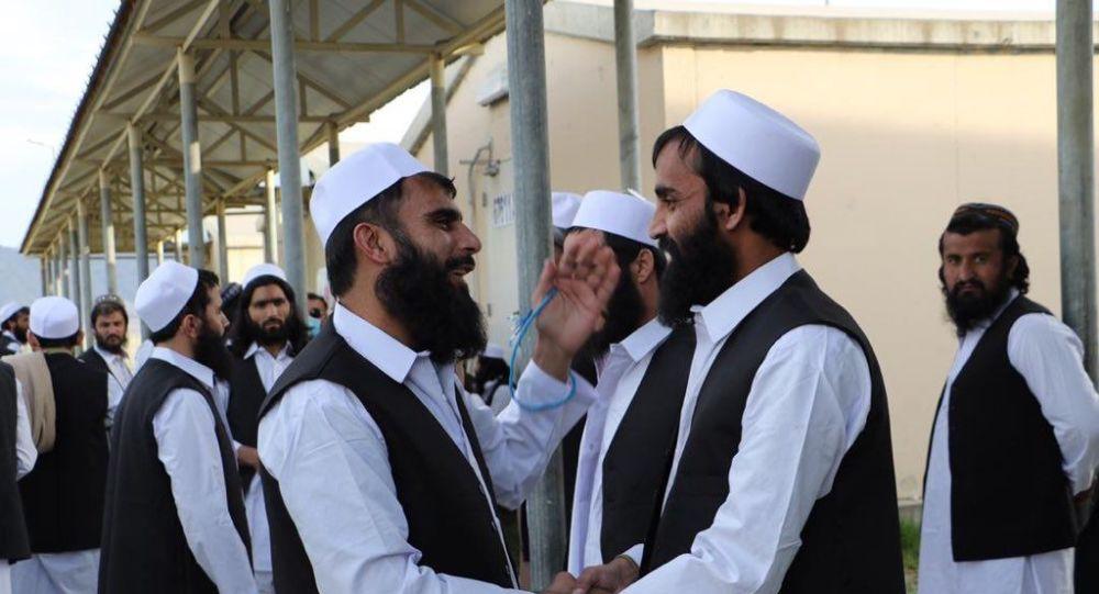 طالبان 48 زندانی دولت افغانستان را آزاد کرد