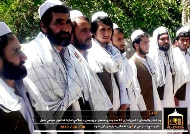 رهایی 15 زندانی دیگر حکومت از سوی طالبان