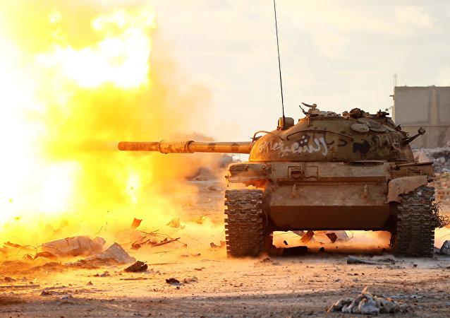 طرفهای درگیر در لیبیا روی آتشبس توافق کردند