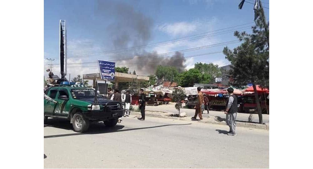 دو انفجار در غرب کابل