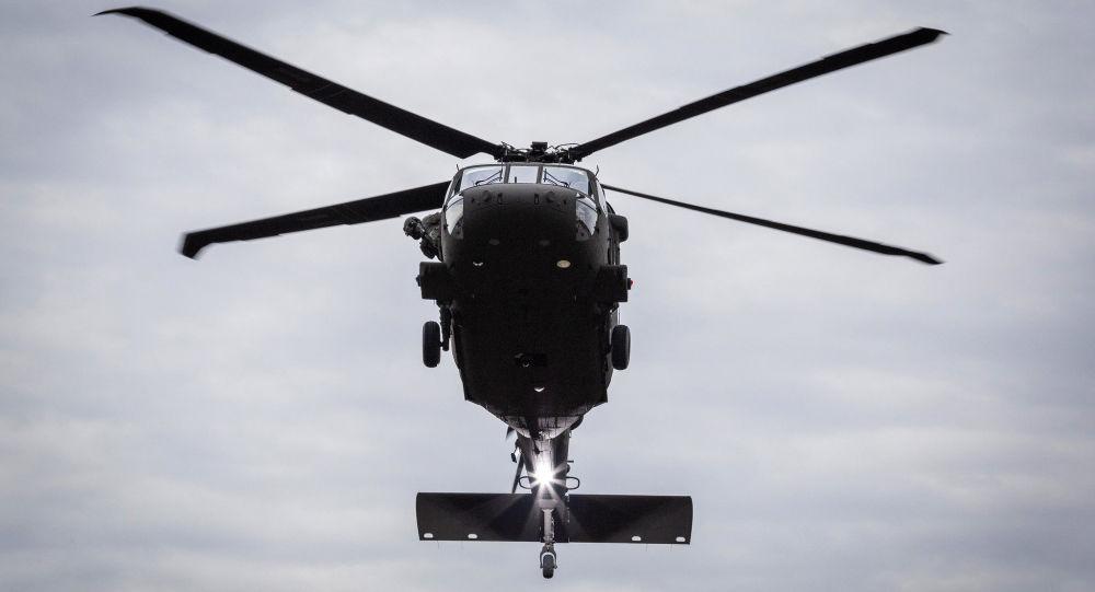 افغانستان هفته آینده 7 فروند هلیکوپتر «بلک هاوک» امریکایی را دریافت خواهد کرد