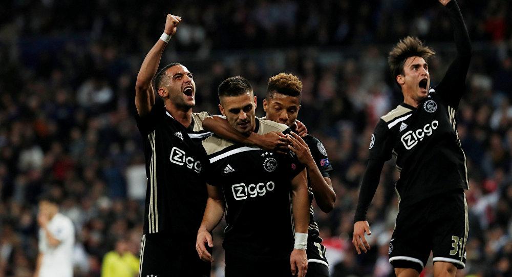 La Champions League - Real Madrid v Ajax Amsterdam