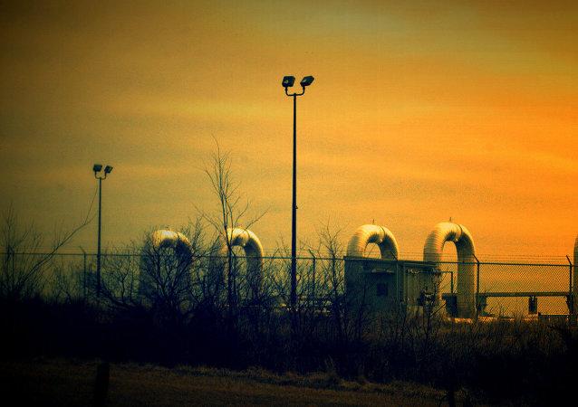 داعش نتیجه مبارزه امریکا بخاطر کسب گاز قطر می باشد
