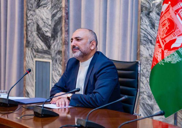 گفتگوی تلفنی حنیف اتمر با وزیر خارجه ترکمنستان