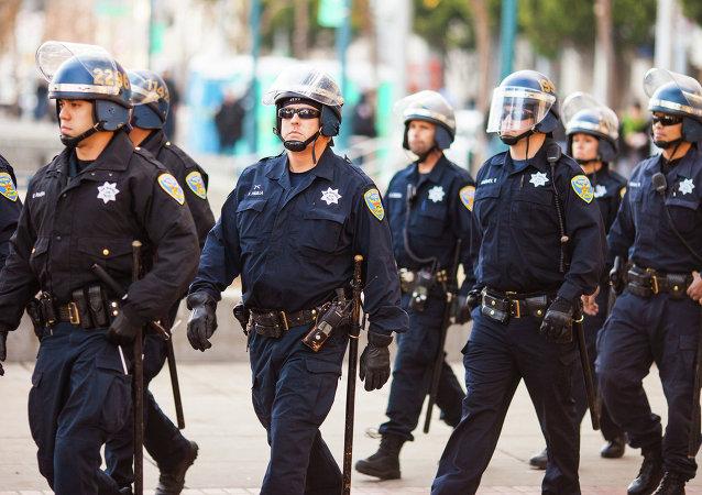 پولیس سانفرانسیسکو