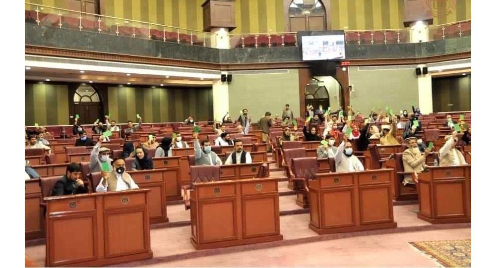 مجلس نمایندگان طرح همسان سازی معاشات کارمندان دولت را تصویب کرد