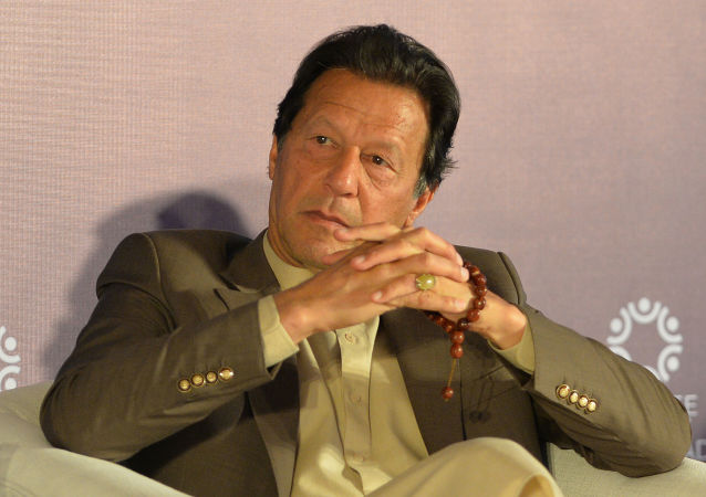 هشدارعمران خان: اگردولت فراگیر ایجاد نشود جنگ داخلی دامنگیر افغانستان خواهد شد