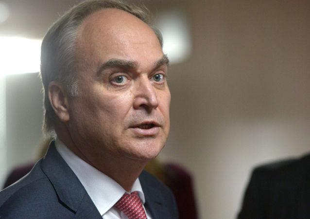 اظهارات سفیر روسیه در ارتباط به تحریم شدن شرکتهای روسی از سوی امریکا