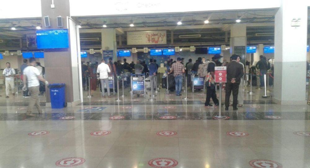 فرودگاه کابل آماده از سرگیری پروازهای خارجی