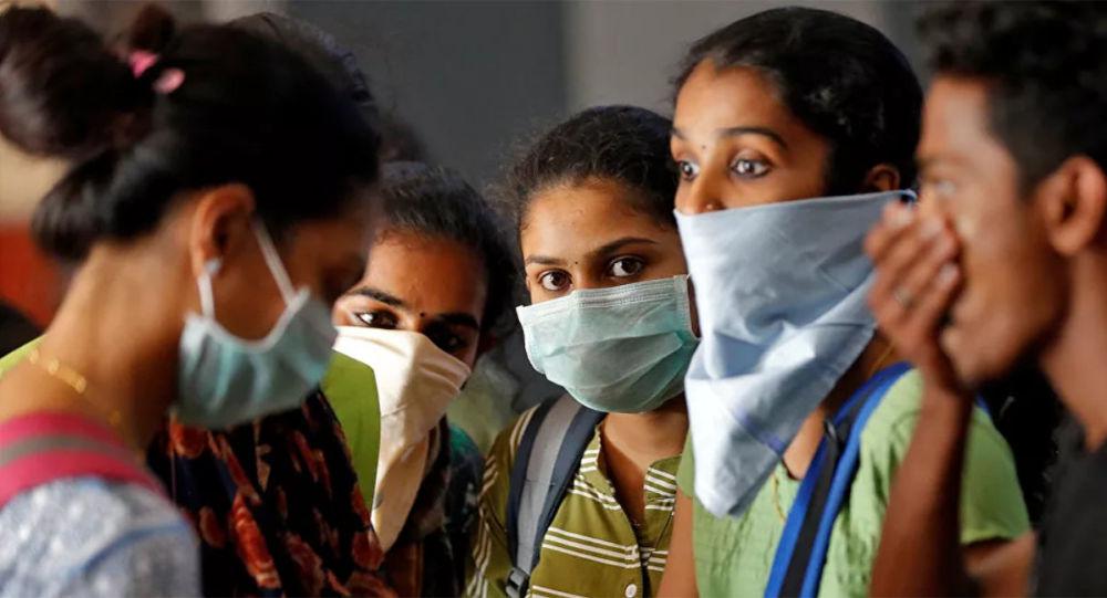 شمار مبتلایان به کرونا در هند به بیش از 10.5 میلیون نفر رسید