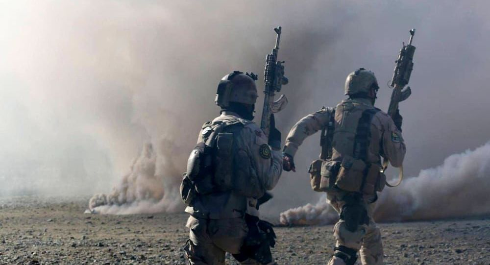 حمله بر موتر نظامی در پغمان کابل سه نظامی شهید و زخمی شدند