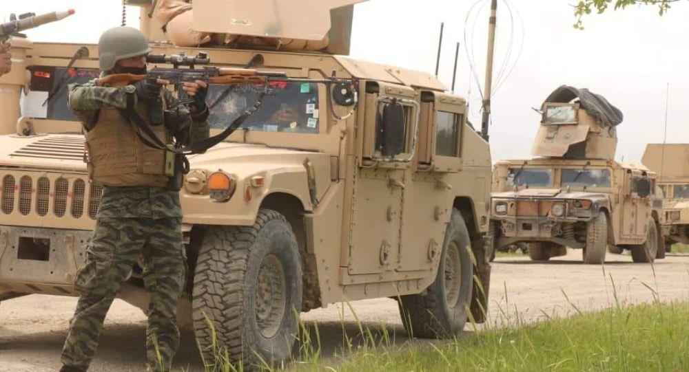 کشته و زخمی شدن۱۵ جنگجوی طالبان در بغلان