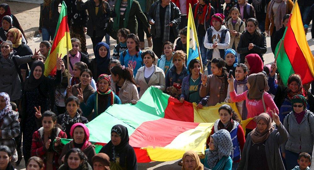 کردها ایجاد منطقه فدرال در شمال سوریه را اعلام کردند