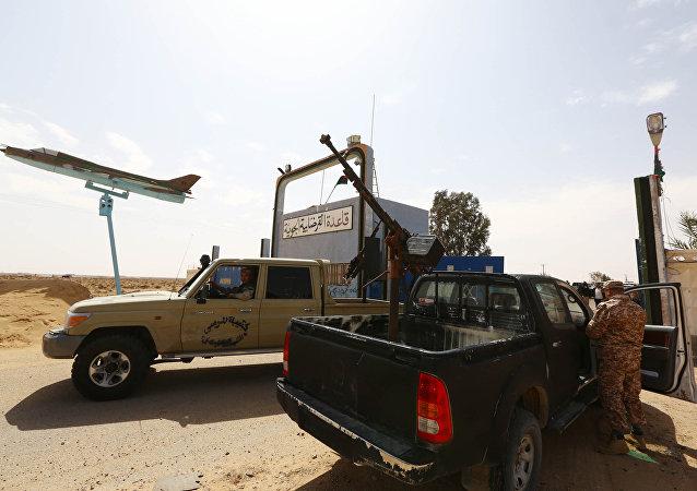 ارتش لیبی حاضر است در جریان دو روز بالای مواضع داعش در شهر سرت حمله کند