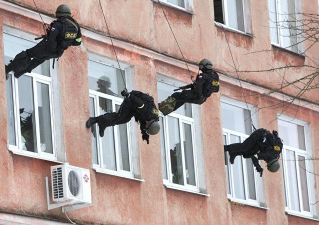 متلاشی شدن هسته تروریستی مرتبط با داعش در منطقه مسکو
