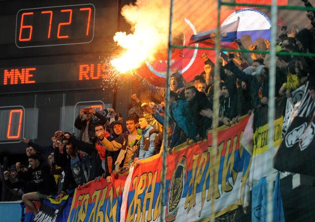 داعش آمادگی برای حمله بالای طرفداران تیم های ملی روسیه و بریتانیا قبل از مسابقات قهرمانی اروپا در فرانسه میگیرد