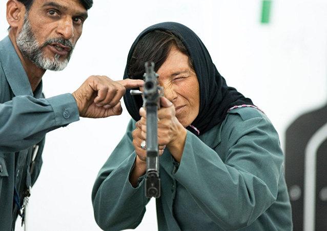 ترور یک پولیس زن در کندهار توسط افراد ناشناس