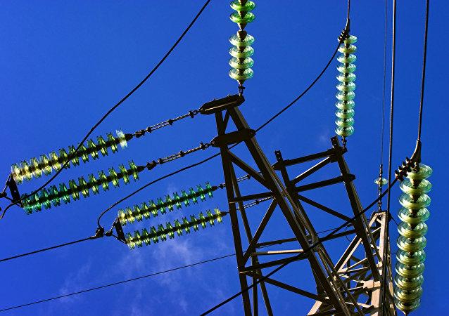 قطع برق وارداتی از ازبیکستان، کابل را در تاریکی فرو برد