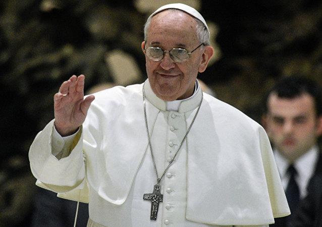 فرانتسیسک پاپ روم