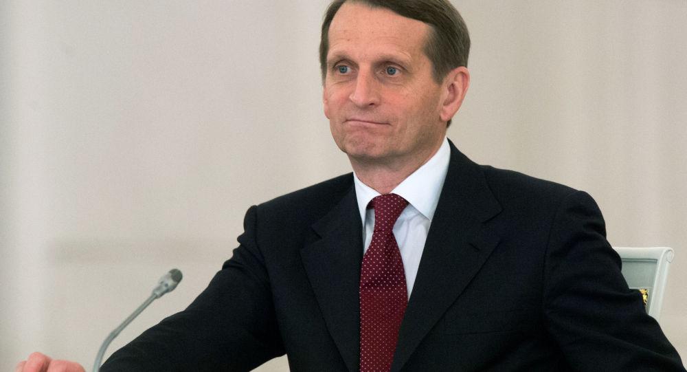 رئیس اطلاعات خارجی روسیه: گزارش اطلاعاتی امریکا در مورد منشاء کرونا غیر حرفی بود