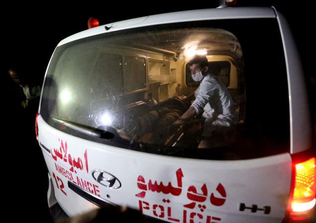انفجار در یک مدرسه دینی در ولایت خوست