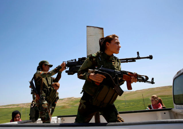 کشته شدن رئیس شاخه نظامی زنان کرد به دست ترکها