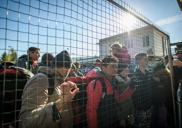 مهاجرت بین المللی – برندگان و باخته گان