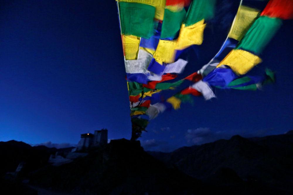 معبد بودایی Namgyal Tsemo