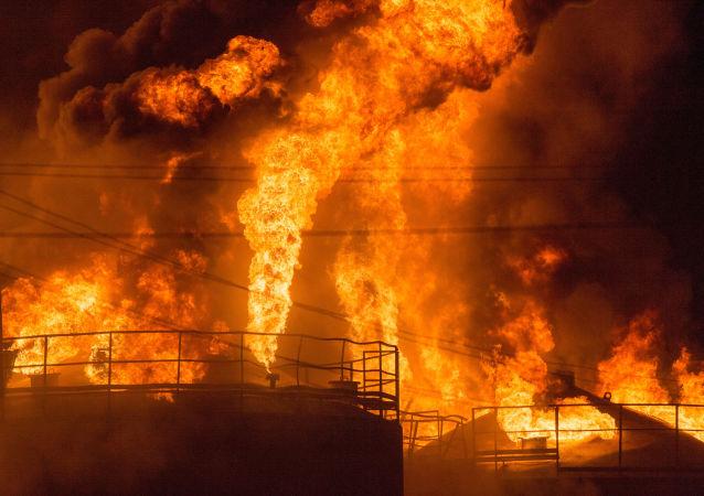 آتشسوزی در امریکا؛ امکان وقوع یک فاجعهٔ تمامعیار