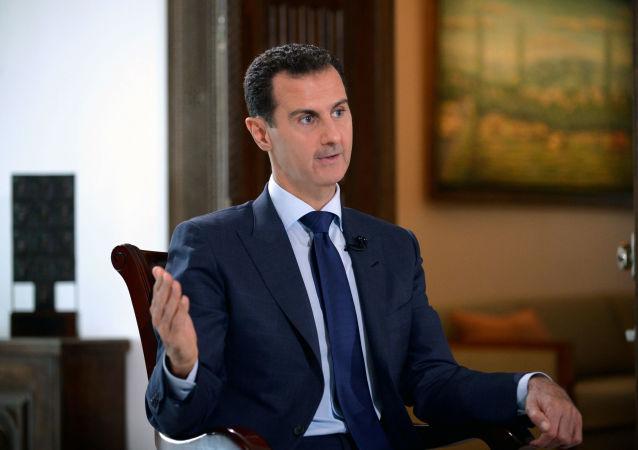 بشار اسد: بیرون شدن امریکا از افغانستان نشاندهنده کاهش نقشش در منطقه است
