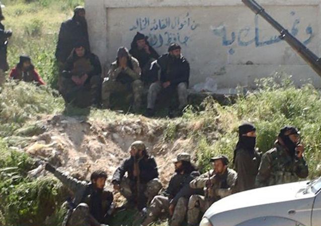 بیش از 2 هزار نفر از سوی تروریستان در ادلب زندانی شدند
