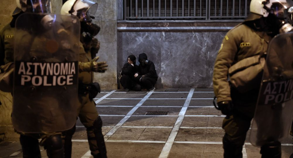 یکی از رهبران داعش در یونان بازداشت شد