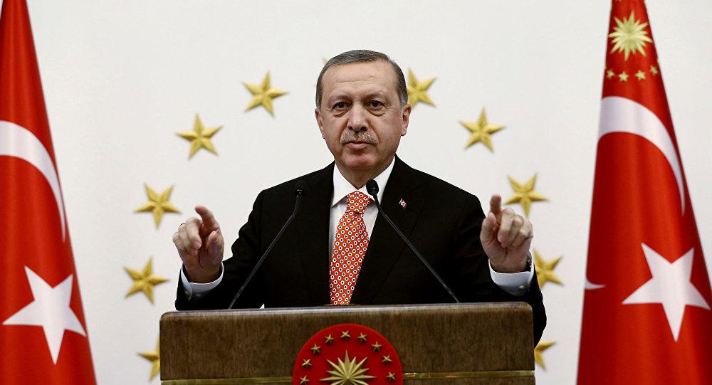 اردوغان از بازگشت کارمندان سفارت ترکیه در کابل خبر داد