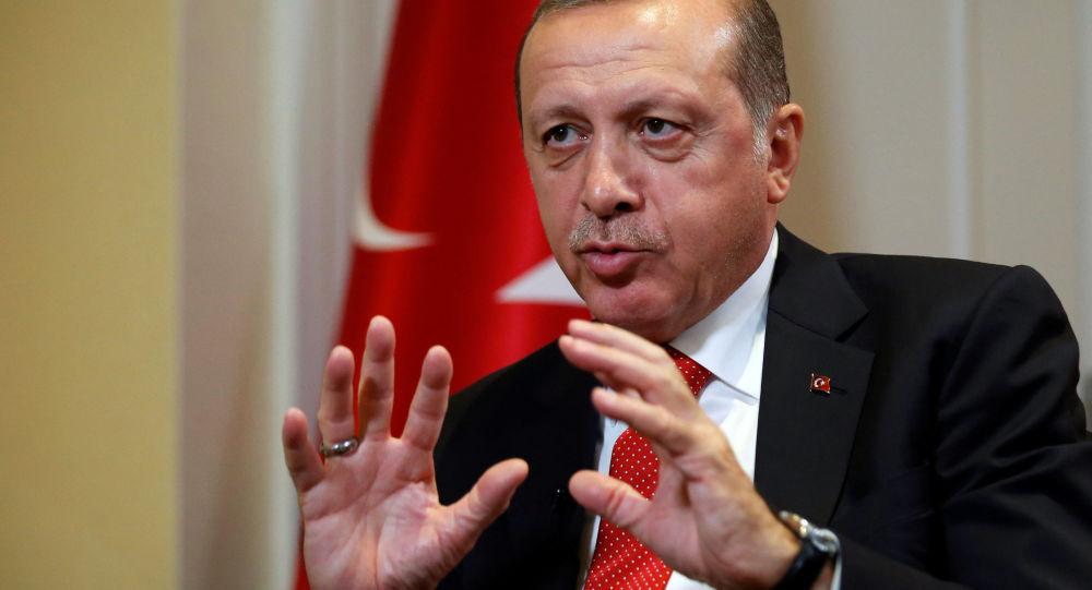 اظهارات اردوغان درباره معرفی کابینه موقت طالبان